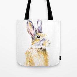 Hare Bunny Tote Bag