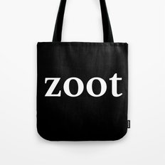 Zoot - inverse edition Tote Bag
