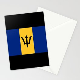 Bb Flag Stationery Cards