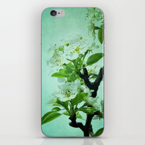 under the pear tree iPhone & iPod Skin