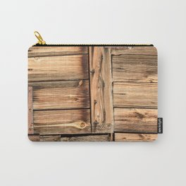 Ancient Mariner's Wood Carry-All Pouch