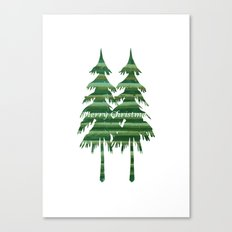 Happy Holiday - Holidaze Canvas Print