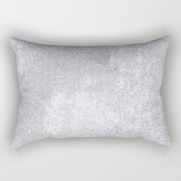 Abstract silver paper Rectangular Pillow