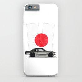 Hakosuka Skyline iPhone Case