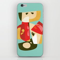 Apple Slices iPhone & iPod Skin