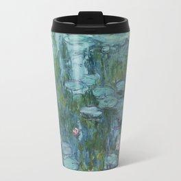 Water Lilies 2 Travel Mug