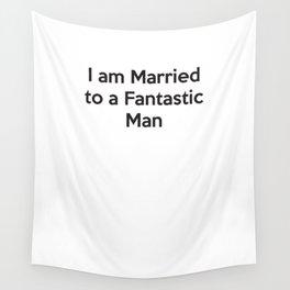 Perfect Husband Wall Tapestry