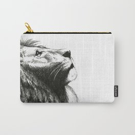 African cat Carry-All Pouch
