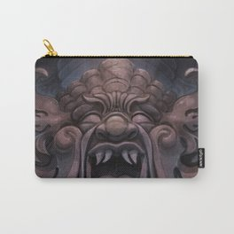 Stone Face Galaxy Carry-All Pouch