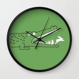 Mr. Croc's Nightmare Wall Clock