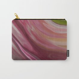 Linnea Flower Abstract Carry-All Pouch