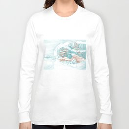 Arctic Mirage Long Sleeve T-shirt