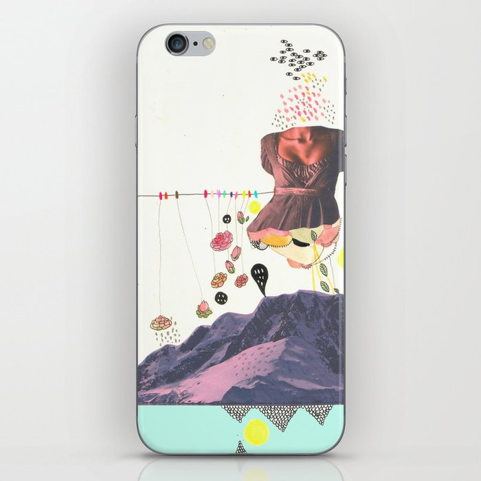 In a Pretty Land---for RVLVR iPhone Skin