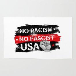 No Racism Rug