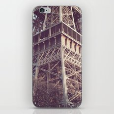 Daydreams at the Eiffel iPhone & iPod Skin
