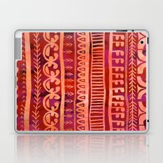 Noni- Orange Laptop & iPad Skin