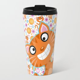 Leo Tiger  No.1 Travel Mug