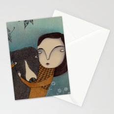 You and I Stationery Cards