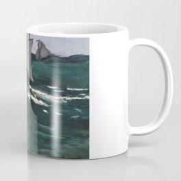 French fine art by Claude Monet Coffee Mug