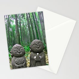 The Pairing of Love Stationery Cards