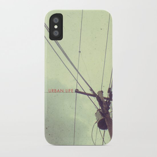 urban life project iPhone Case