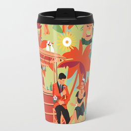 Resort living Travel Mug