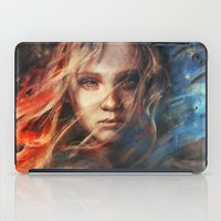 bag iPad Cases featuring Do You Hear the People Sing? by Alice X. Zhang