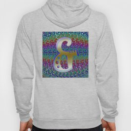 And Ampersand Hoody
