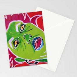 Zelf Portrait Stationery Cards