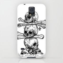 Skull Totem iPhone Case