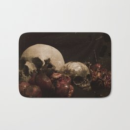 The Ripened Wisdom of the Dead Bath Mat