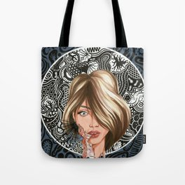 Instantaneous Cultivation Tote Bag