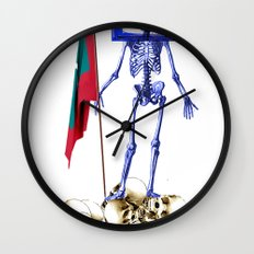 Maldives: The Sunny Side of Life Wall Clock