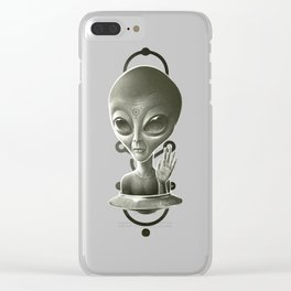 Alien II Clear iPhone Case