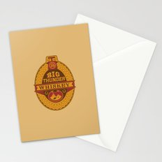Big Thunder Whiskey Stationery Cards