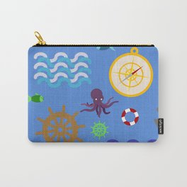 Hopper Carry-All Pouch