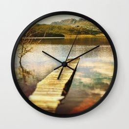 Future Wall Clock
