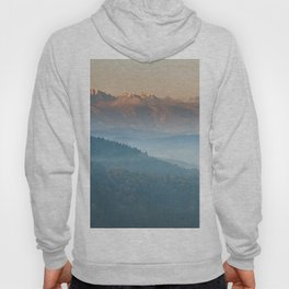 The mountains are calling #sunset Hoody