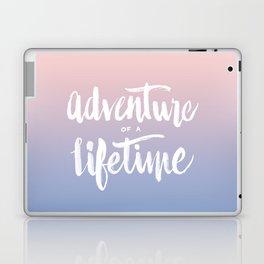Adventure of a Lifetime - Serenity / Rose Quartz Laptop & iPad Skin
