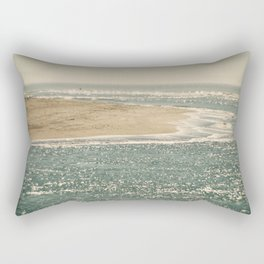 View from Bolinas Rectangular Pillow