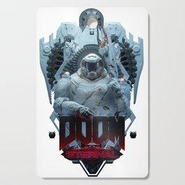 Doom Cutting Board