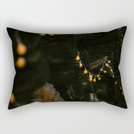 CHRSITMAS LIGHTS Rectangular Pillow