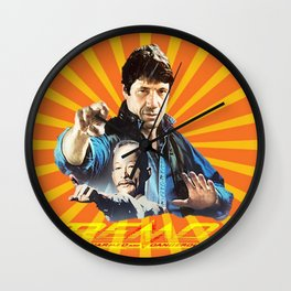Remo Unarmed Wall Clock