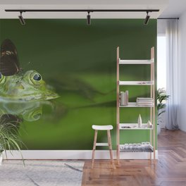 Frog Wall Mural