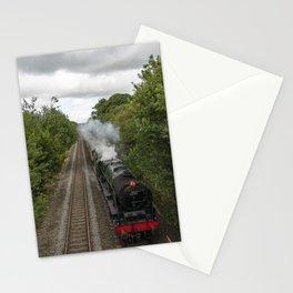 Royal Scot at Willand  Stationery Cards