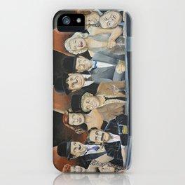 Classic Celebrities iPhone Case
