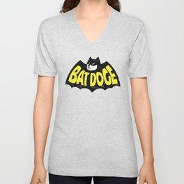 BatDoge (Shibe Doge) Unisex V-Neck