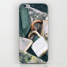 Love Locks iPhone Skin