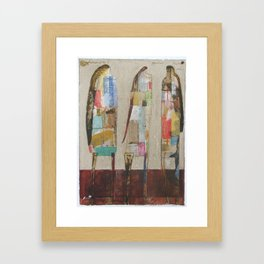 Fool's Parade Framed Art Print