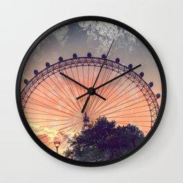 London city art 4 #london #city Wall Clock